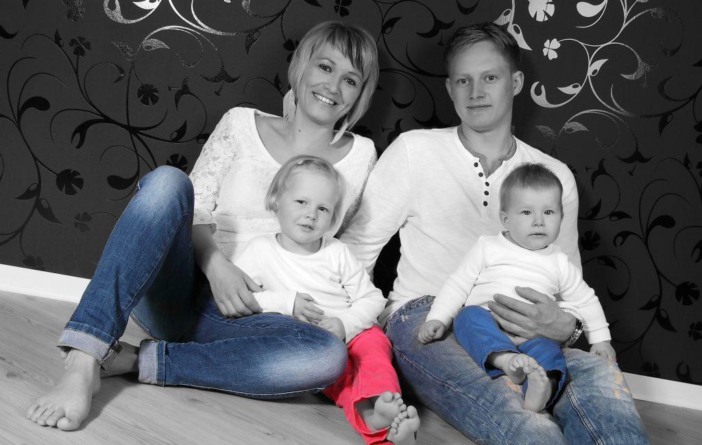 Baby / Familie / Portrait